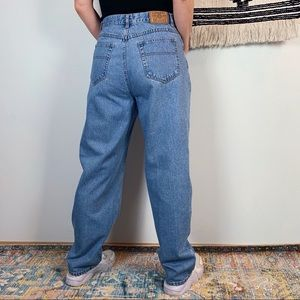 "90s VTG Mom Jeans by Lizwear Authentic 30"" Waist"